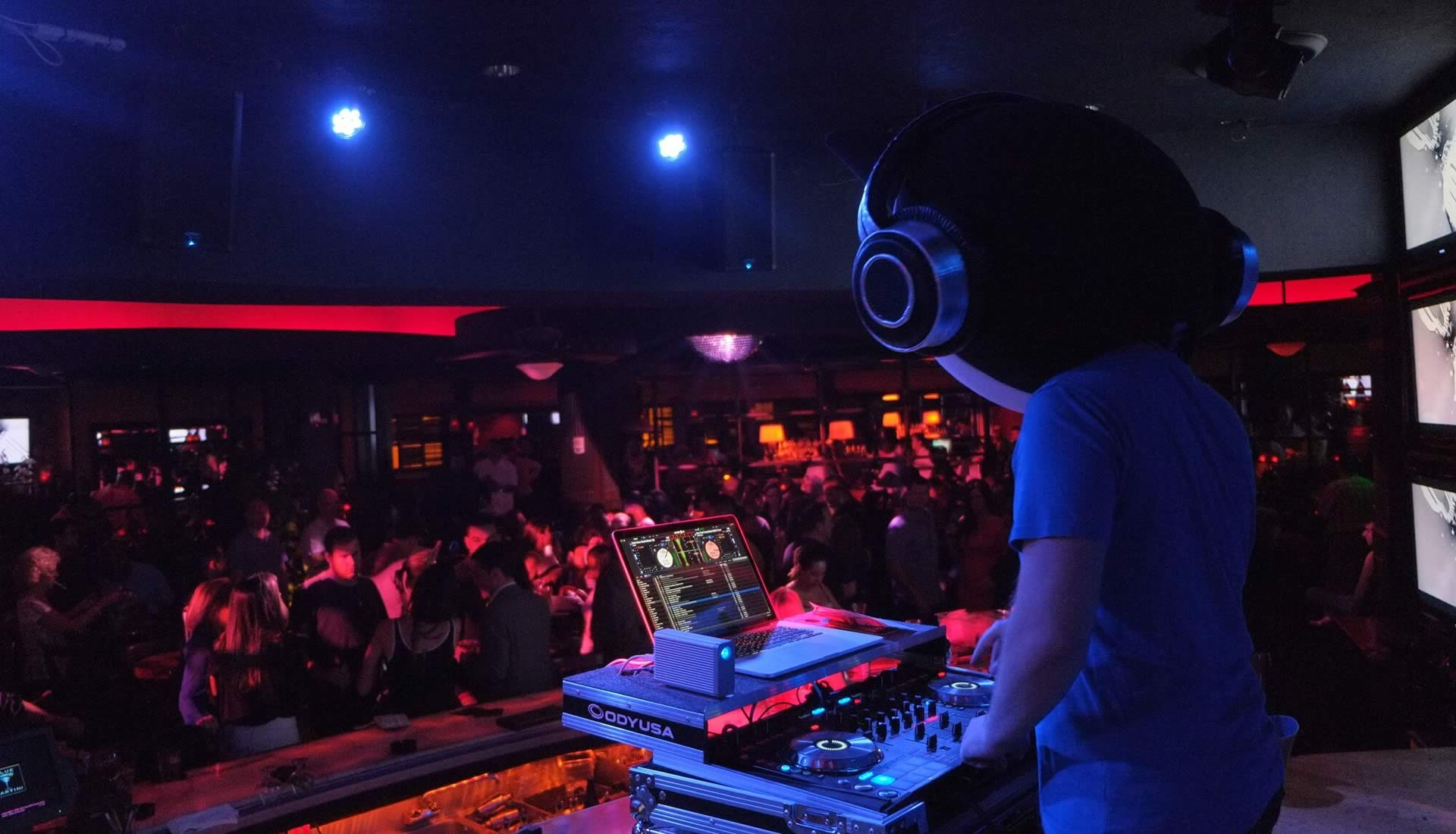 DJ Rage - Live
