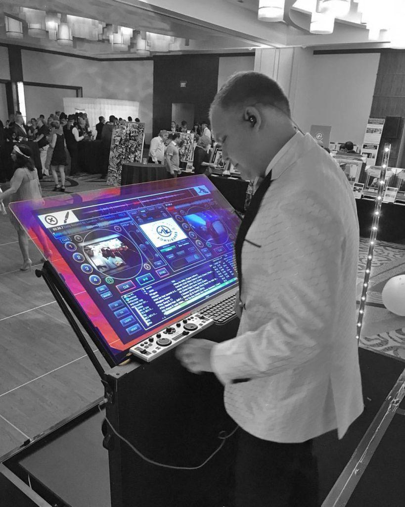 TouchScreen DJ